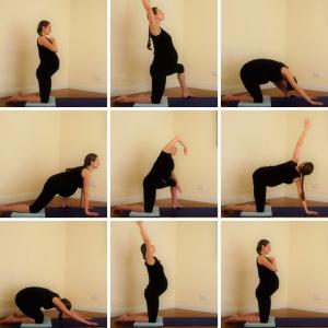 Pregnancy Yoga 101 Number 2 Surya Namaskara