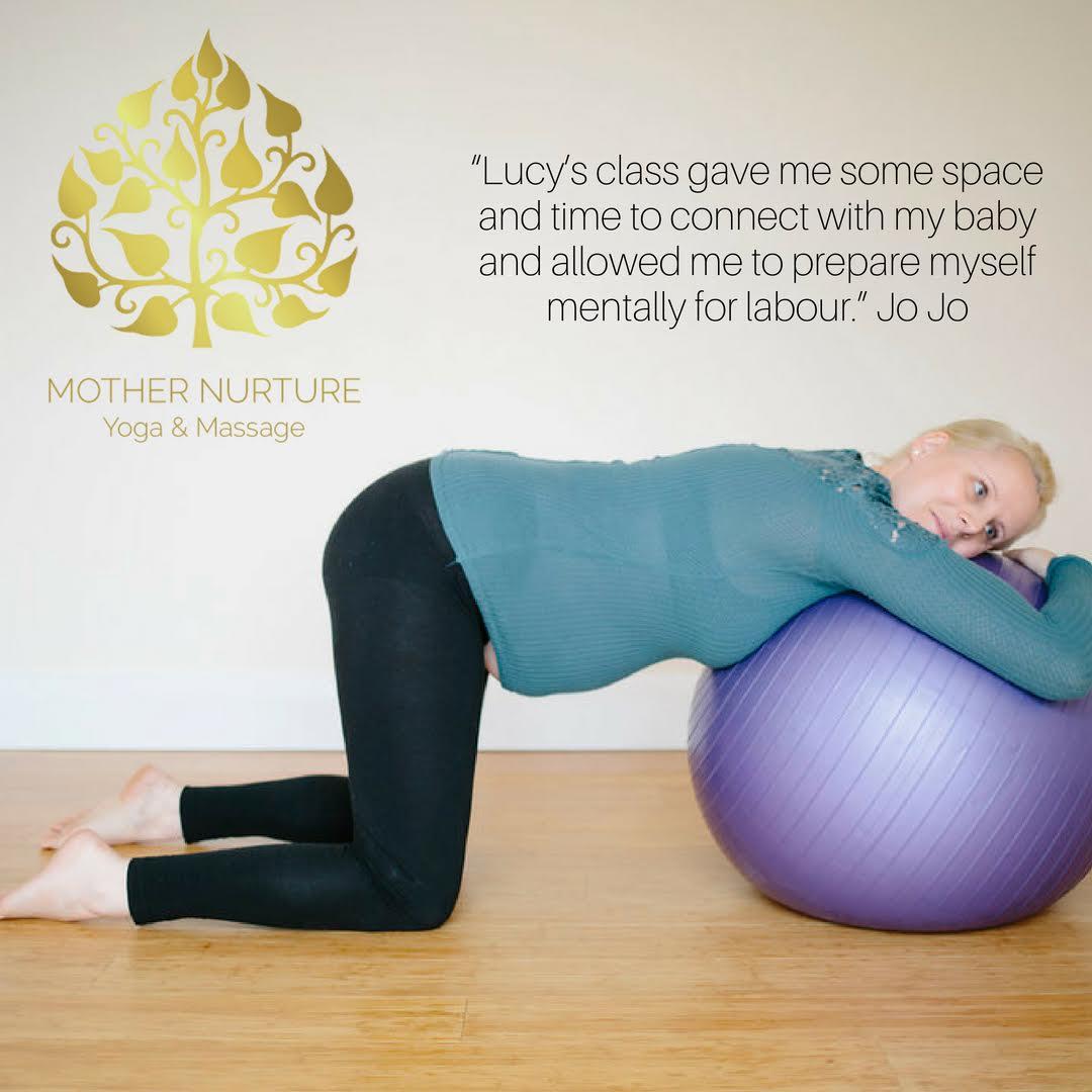 IG 2018 Pregnancy Yoga - Jo Jo